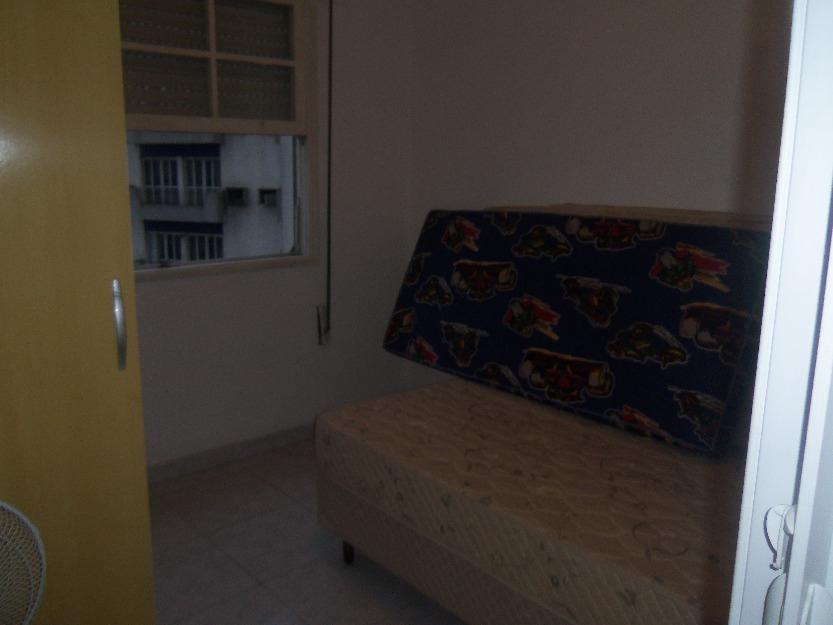 Apto 1 Dorm, José Menino, Santos (AP2087) - Foto 2