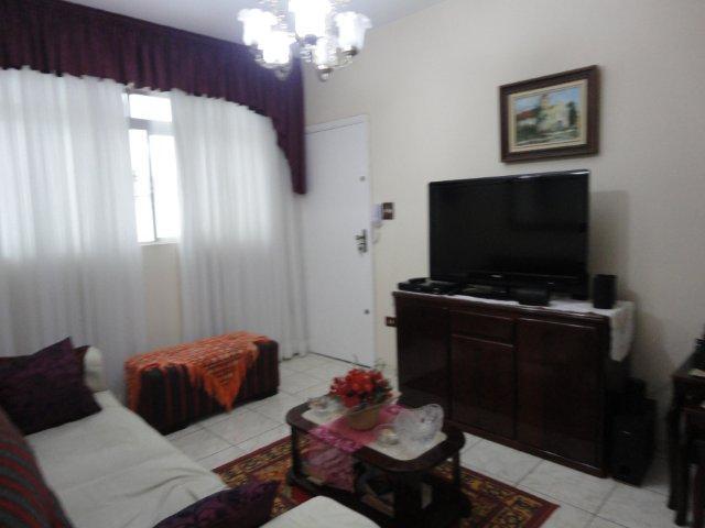 Apto 2 Dorm, Pompéia, Santos (AP3034) - Foto 2