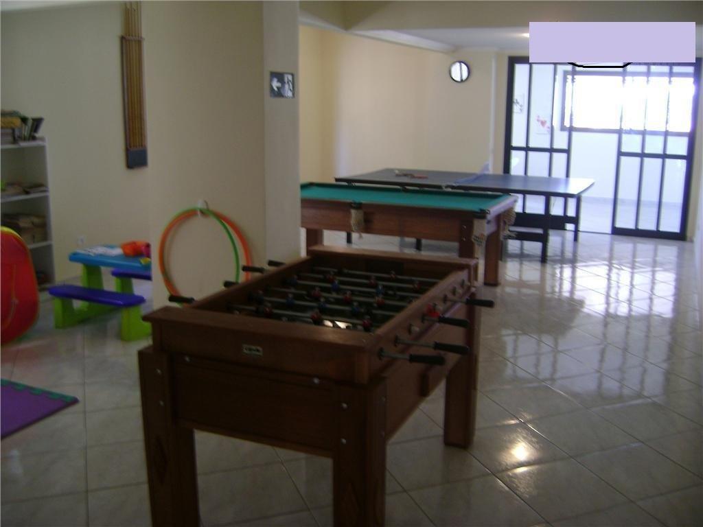 Apto 2 Dorm, Vila Caiçara, Praia Grande (AP3582) - Foto 14