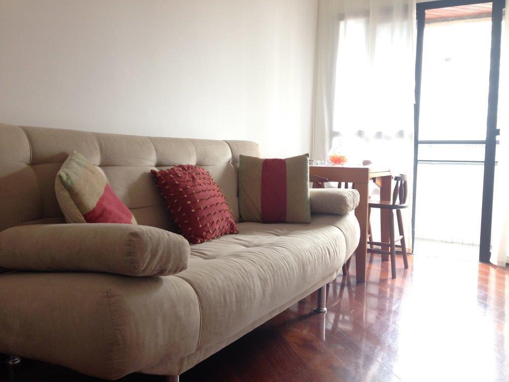 Apto 1 Dorm, Pompéia, Santos (AP3523)