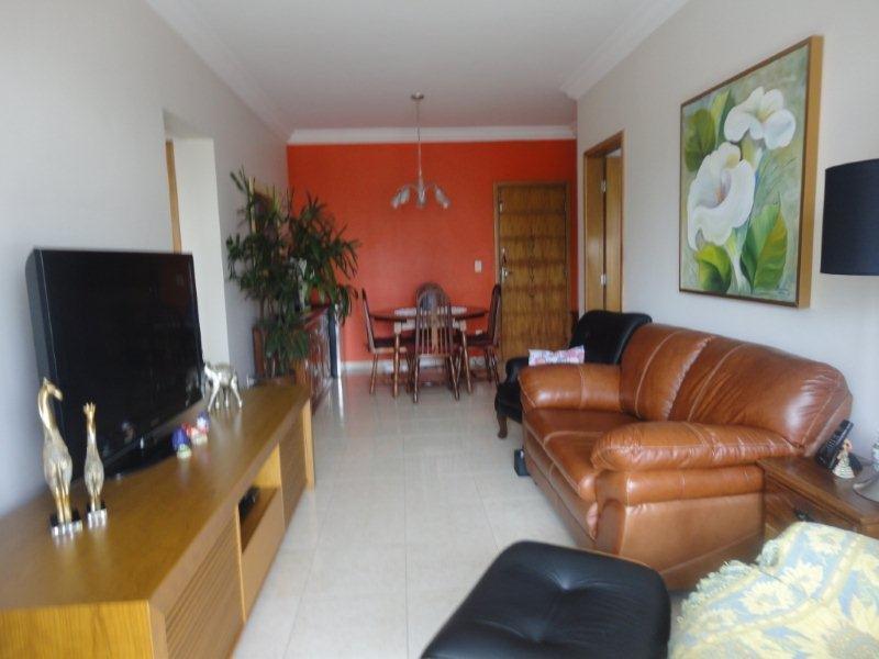 Apto 2 Dorm, Embaré, Santos (AP3815)