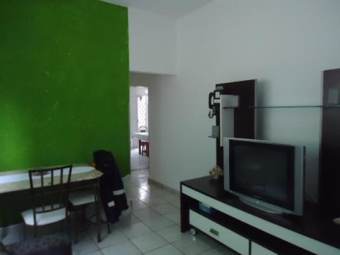 Apto 2 Dorm, Encruzilhada, Santos (AP2674)