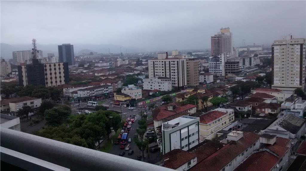 Mello Santos Imóveis - Sala, Gonzaga, Santos - Foto 7