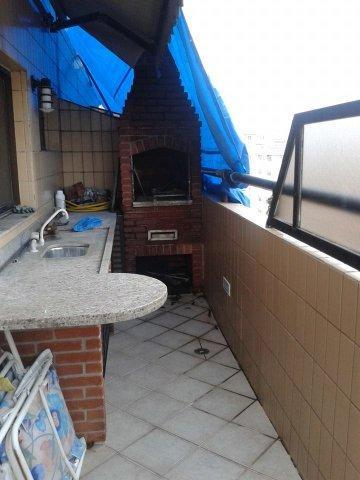 Cobertura 2 Dorm, Aparecida, Santos (CO0088) - Foto 14
