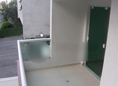 Casa 4 Dorm, Ponta da Praia, Santos (CA0116) - Foto 2