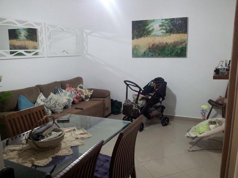 Mello Santos Imóveis - Apto 2 Dorm, Gonzaga