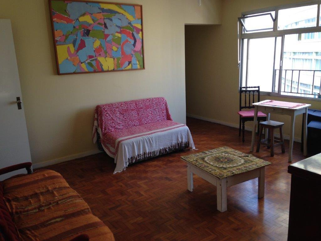 Apto 3 Dorm, Centro, São Vicente (AP3805) - Foto 3