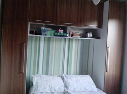 Apto 2 Dorm, Morro de Nova Cintra, Santos (AP3077) - Foto 8
