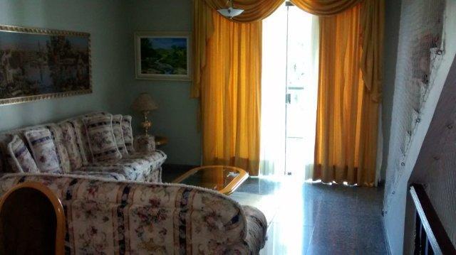 Casa 5 Dorm, Aparecida, Santos (CA0265)
