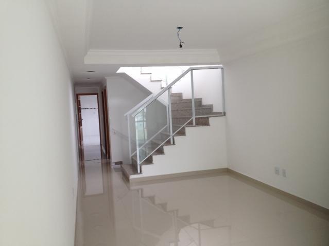 Casa 3 Dorm, Aparecida, Santos (CA0149)