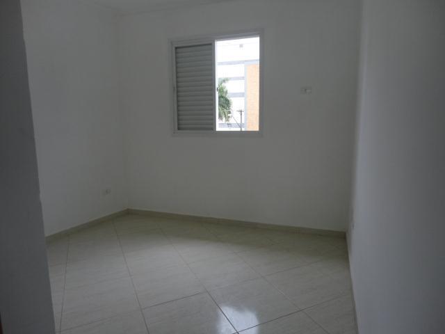 Casa 2 Dorm, Aparecida, Santos (SO0145)