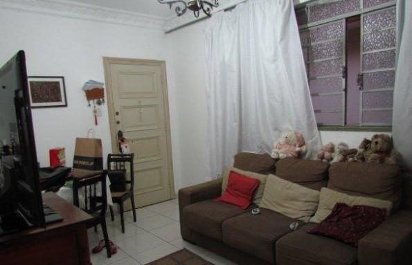 Apto 2 Dorm, Gonzaga, Santos (AP3152)