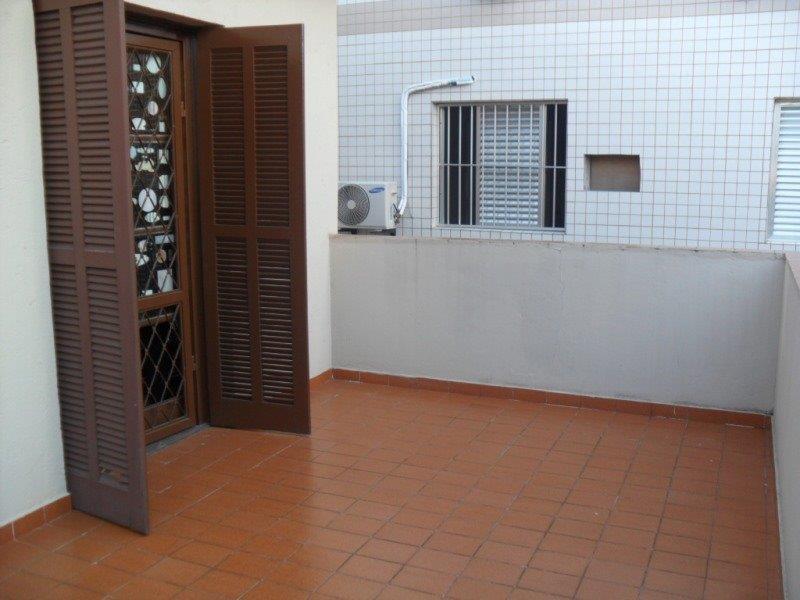 Casa 3 Dorm, Embaré, Santos (CA0236) - Foto 15