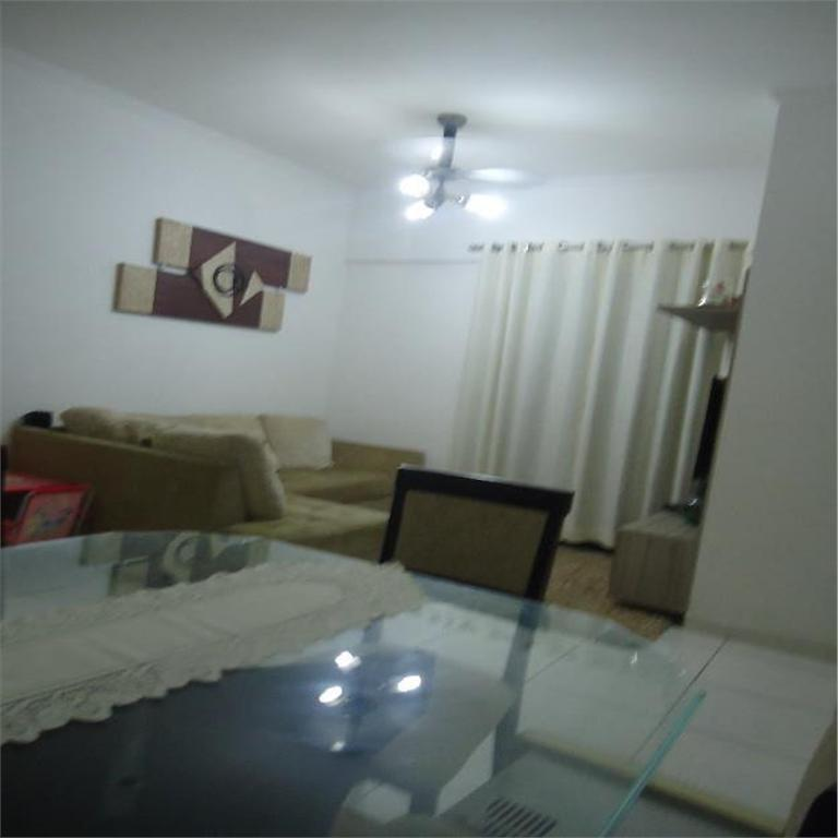 Apto 2 Dorm, Encruzilhada, Santos (AP2925)