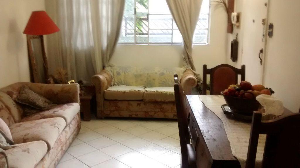 Apto 2 Dorm, Encruzilhada, Santos (AP0582) - Foto 1