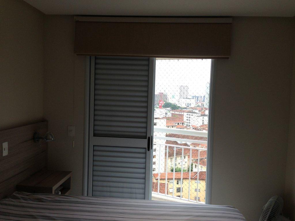 Apto 4 Dorm, Gonzaga, Santos (AP2281) - Foto 4