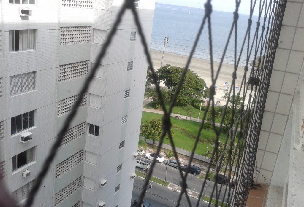Mello Santos Imóveis - Apto 1 Dorm, Embaré, Santos - Foto 2