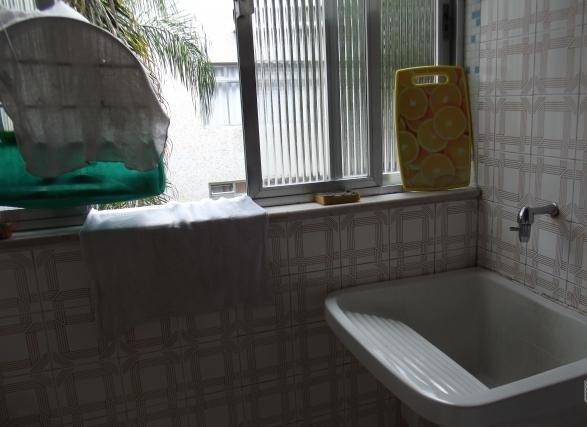 Apto 2 Dorm, Campo Grande, Santos (AP3479) - Foto 16