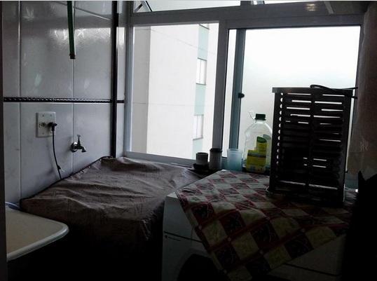 Apto 2 Dorm, Morro de Nova Cintra, Santos (AP3077) - Foto 4