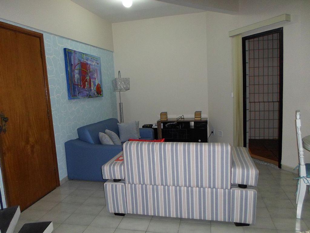 Flat 1 Dorm, Ponta da Praia, Santos (FL0013) - Foto 3