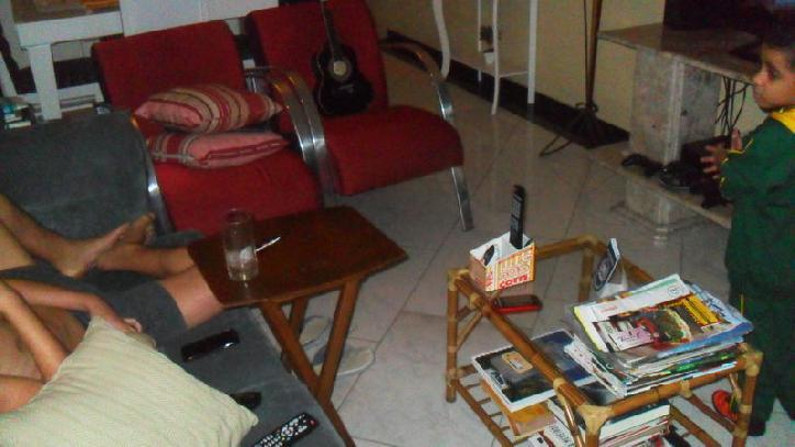 Casa 3 Dorm, Campo Grande, Santos (CA0201)