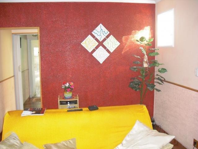 Mello Santos Imóveis - Casa 3 Dorm, São Vicente