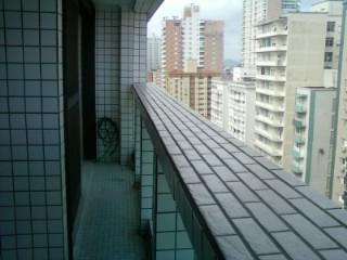 Apto 1 Dorm, Boqueirão, Santos (AP2510) - Foto 10