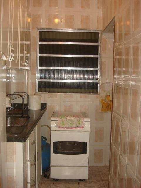 Mello Santos Imóveis - Apto 1 Dorm, Gonzaga - Foto 8