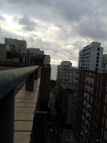 Cobertura 2 Dorm, Aparecida, Santos (CO0088)