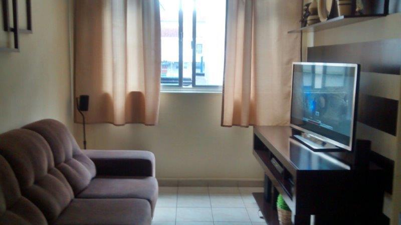 Apto 2 Dorm, Aparecida, Santos (AP3723)