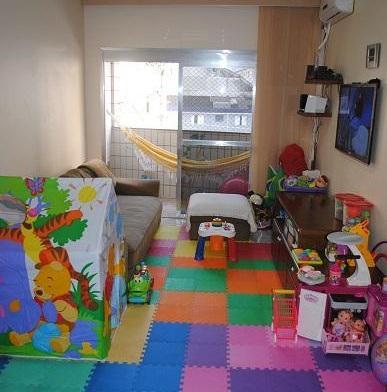 Apto 2 Dorm, Vila Matias, Santos (AP3297) - Foto 2