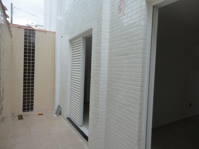 Casa 2 Dorm, Aparecida, Santos (SO0145) - Foto 10