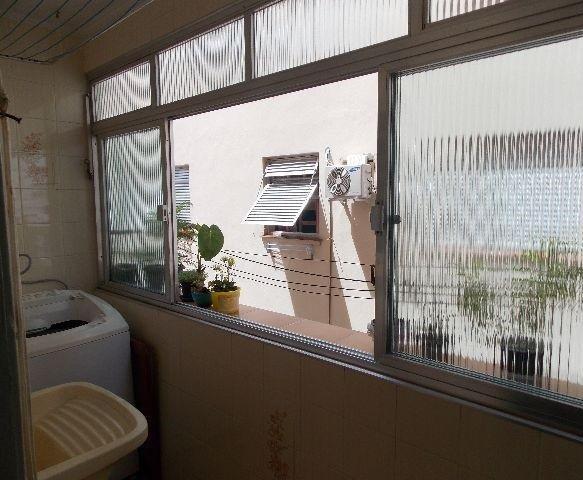 Mello Santos Imóveis - Apto 3 Dorm, Embaré, Santos - Foto 13