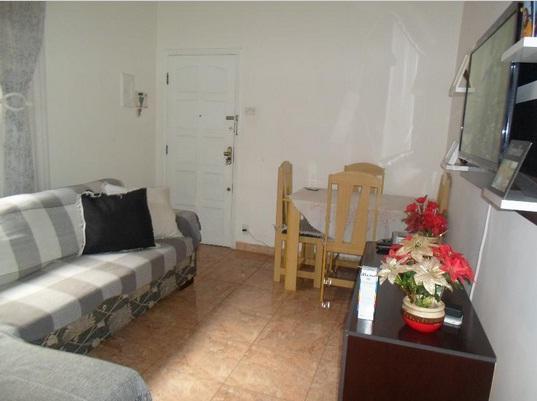 Apto 2 Dorm, Campo Grande, Santos (AP2940)
