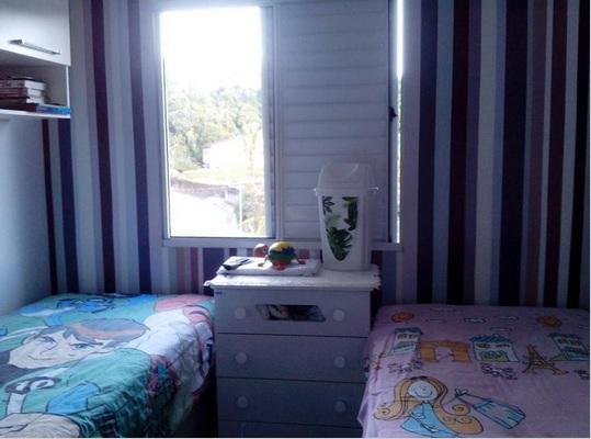 Apto 2 Dorm, Morro de Nova Cintra, Santos (AP3077) - Foto 9