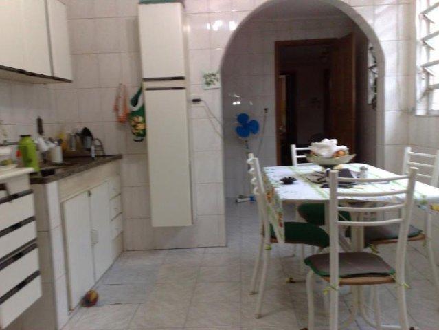 Casa 3 Dorm, Macuco, Santos (SO0178) - Foto 2
