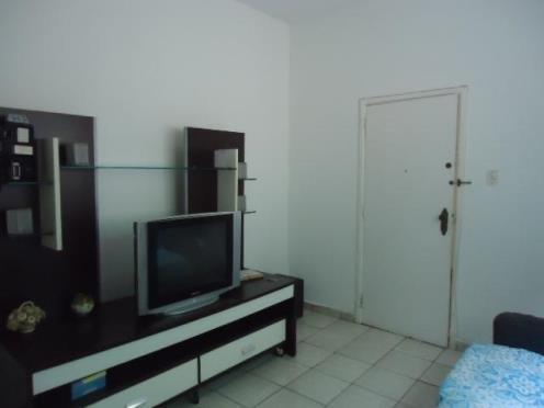 Apto 2 Dorm, Encruzilhada, Santos (AP2674) - Foto 2