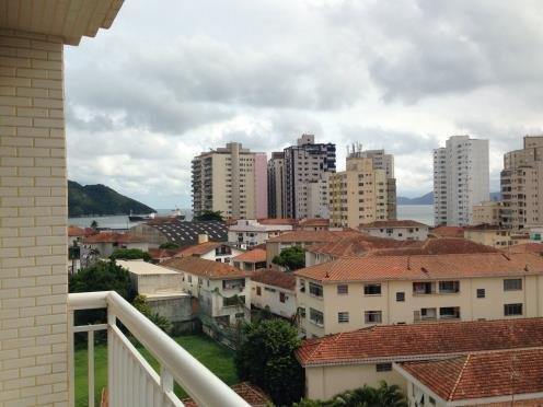 Apto 1 Dorm, Ponta da Praia, Santos (AP3839) - Foto 8