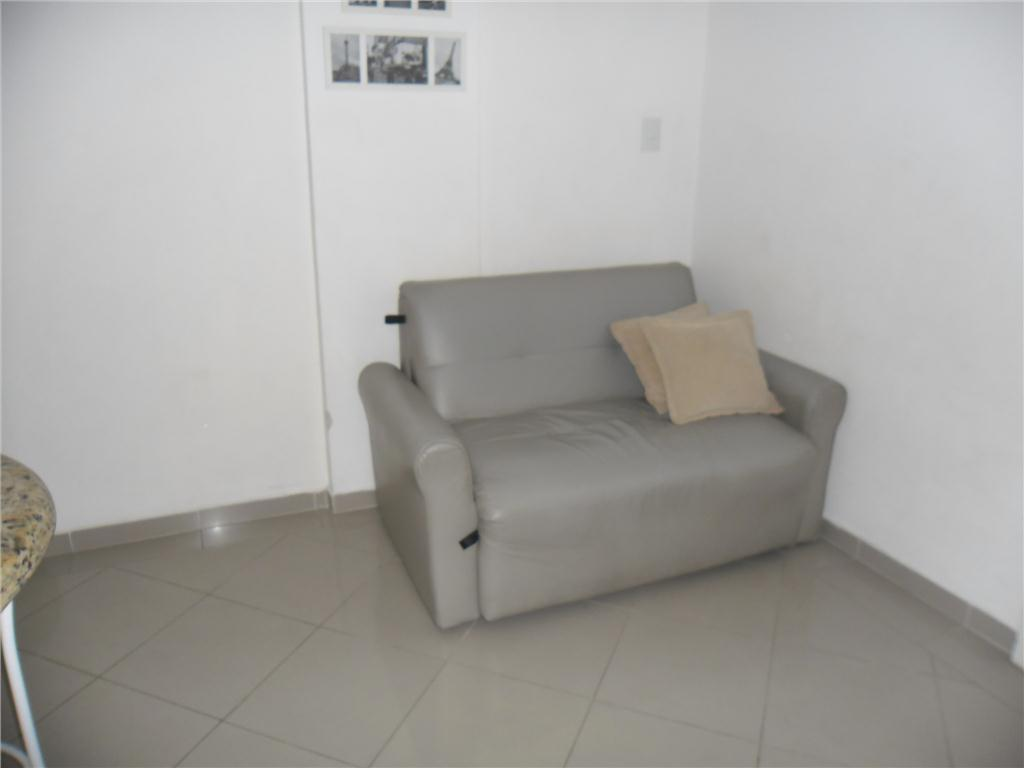 Apto 1 Dorm, Gonzaga, Santos (AP2089)