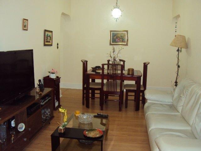 Apto 3 Dorm, Campo Grande, Santos (AP3658)