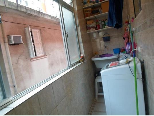 Apto 2 Dorm, Campo Grande, Santos (AP2940) - Foto 9