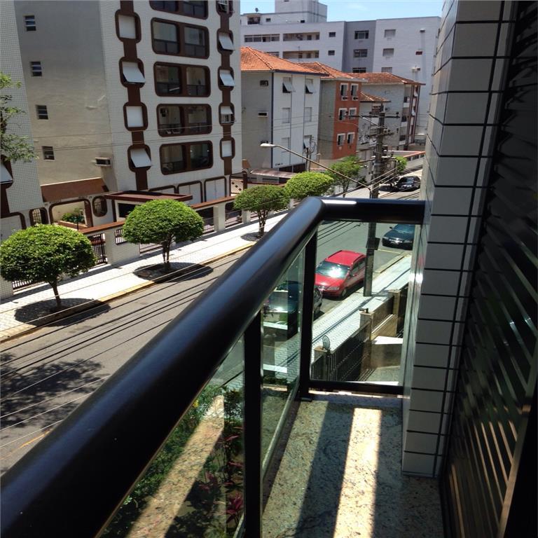 Apto 2 Dorm, Campo Grande, Santos (AP3887) - Foto 5