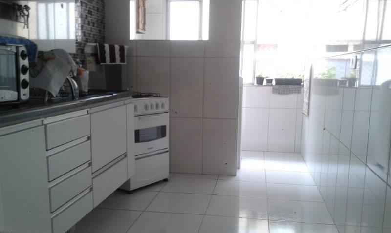 Apto 1 Dorm, Campo Grande, Santos (AP3510) - Foto 10