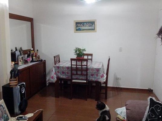 Apto 2 Dorm, Morro de Nova Cintra, Santos (AP3077) - Foto 3