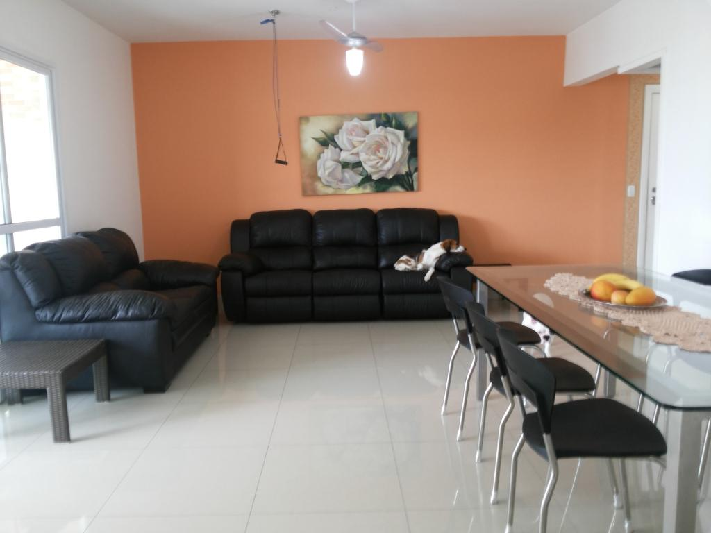 Mello Santos Imóveis - Apto 3 Dorm, Ponta da Praia