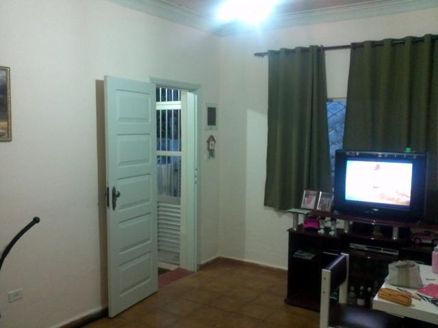 Casa 2 Dorm, Encruzilhada, Santos (CA0076)