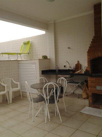 Casa 3 Dorm, Ponta da Praia, Santos (SO0173) - Foto 16