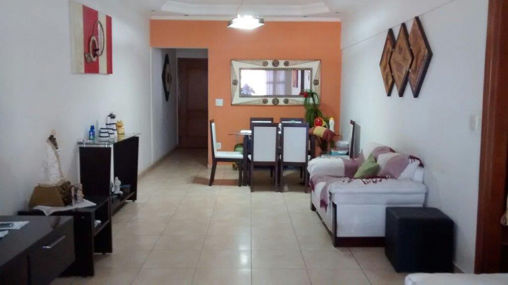 Apto 3 Dorm, Pompéia, Santos (AP3640)