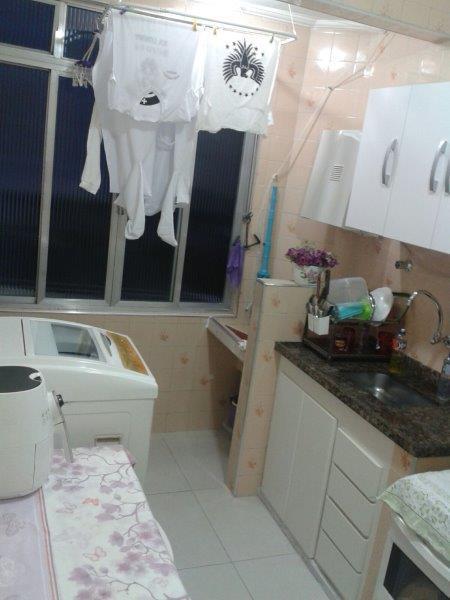 Apto 2 Dorm, Campo Grande, Santos (AP3977) - Foto 14
