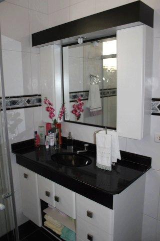 Casa 3 Dorm, Aparecida, Santos (CA0170) - Foto 9